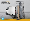 Space Up - porte tout dynamique - Space Up is a roof-rack and ladder-rack system for commercial vehicles' roof top.