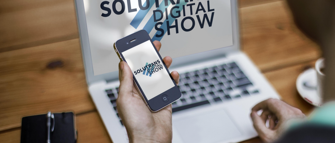 Logo SOLUTRANS DIGITAL SHOW